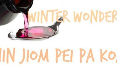 Winter Wonders | Nin Jiom Pei Pa Koa Cough Syrup
